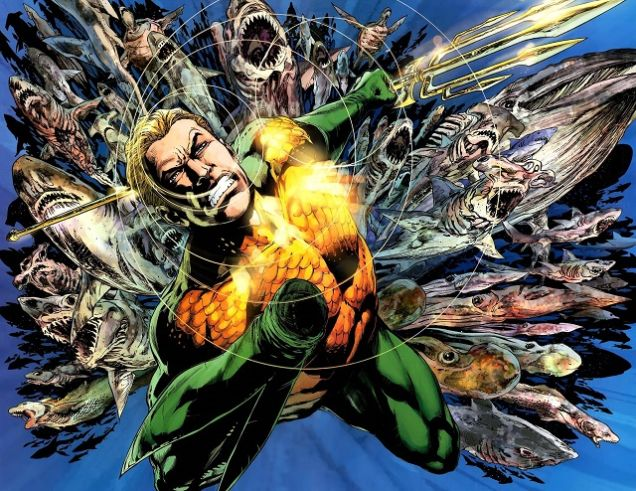 Why Is Warner Bros. Developing TWO Aquaman Scripts?