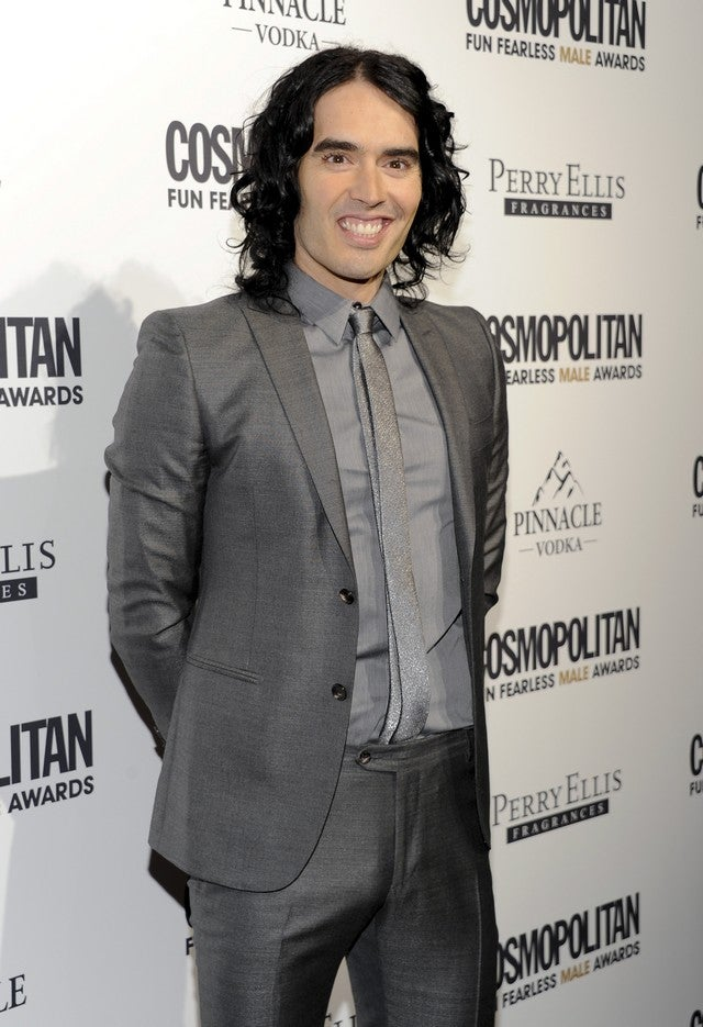 Everyone Feel Sorry For Russell Brand's Penis