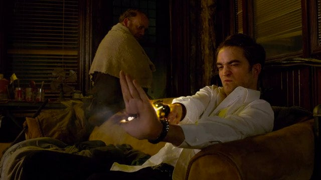 Robert Pattinson searches for sex and a haircut in the future hell of David Cronenberg's Cosmopolis trailer