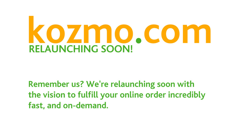 NOW It's a Bubble: Kozmo.com Is Relaunching