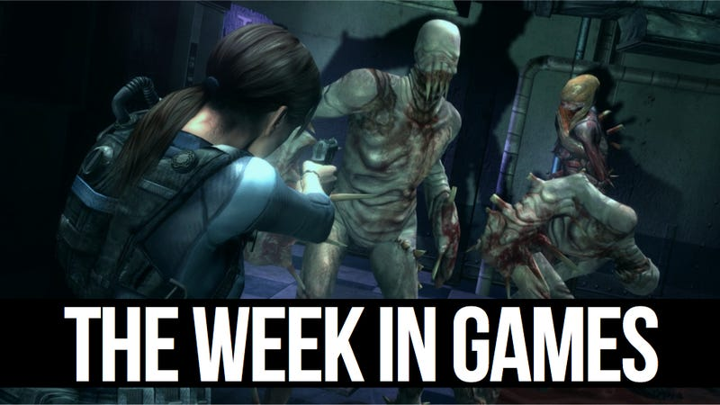 The Week in Games: Revised Revelations