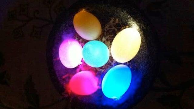 Never Dye An Easter Egg Ever Again