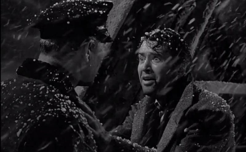 Christmas Is Cancelled: It's A Wonderful Life Sequel in Development
