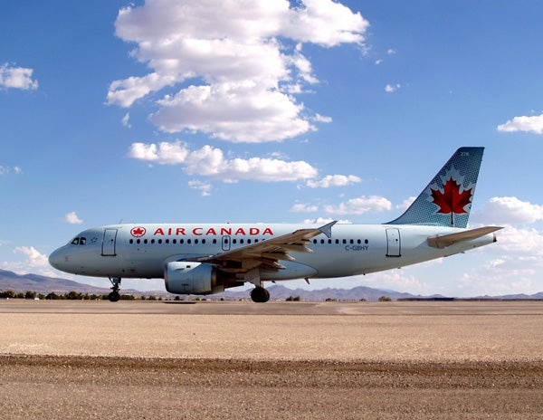 Air Canada to Be First International Airline With Aircell In-Flight Wi-Fi