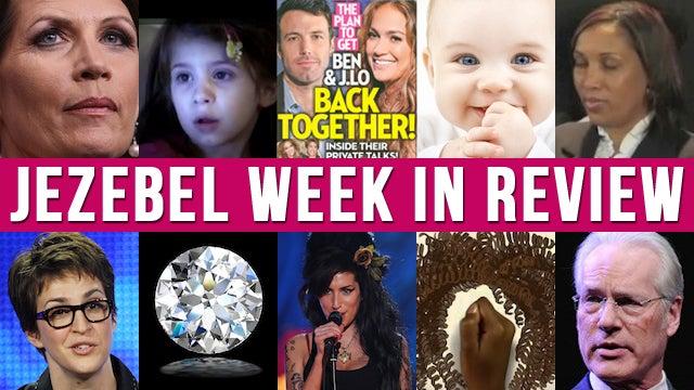 July 29 Week In Review