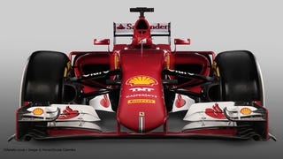 Ferrari SF15-T: Here It Is