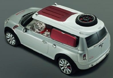 MINI Crossover To Be Named Monte Crossman