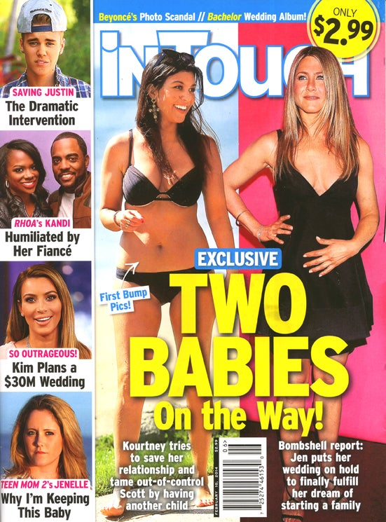 This Week in Tabloids: Kim Doesn't Want Bruce in Wedding If He's Trans