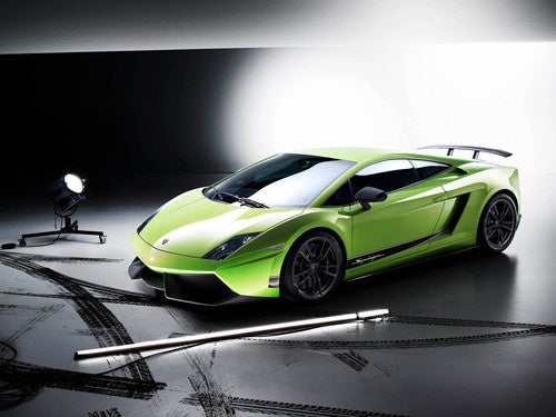 Lamborghini Gallardo LP570-4 SuperLegerra