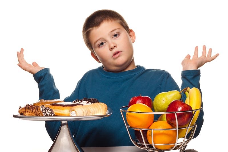Fat Kids Find Solace in Food's Welcoming Embrace