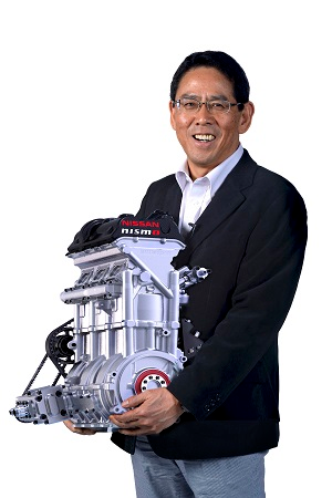 400HP 1.5L 3-Cylinder engine by Nissan. Anyone else reeeeeaaaally excited by this?