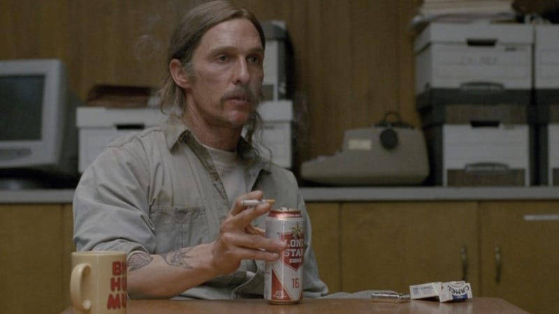 Every Matthew McConaughey Movie Is Actually About Rust Cohle