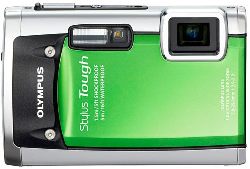 Waterproof, Shockproof and Crushproof: Olympus' µTOUGH 8010 and 6020 Cameras