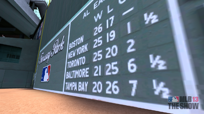 MLB 14 The Show on PS4 is the Only Next-Gen Baseball Game