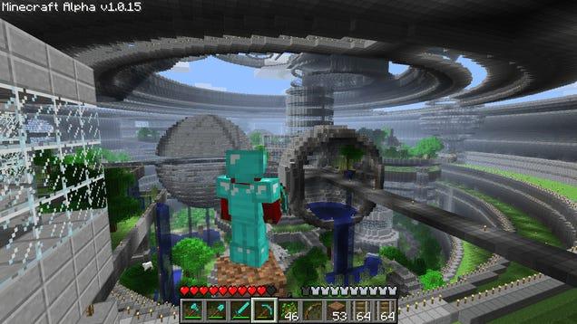 Minecraft Transforms Beta And