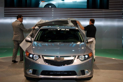 2011 Acura TSX: Now With 20% Less Beaver