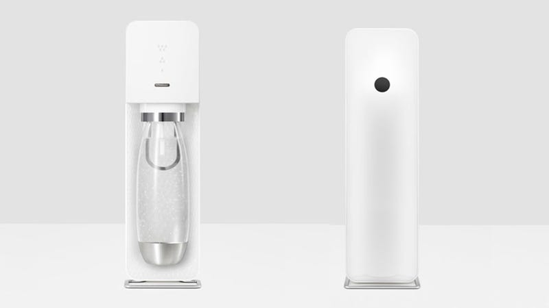 Sodastream Refreshes With Sleek New Look
