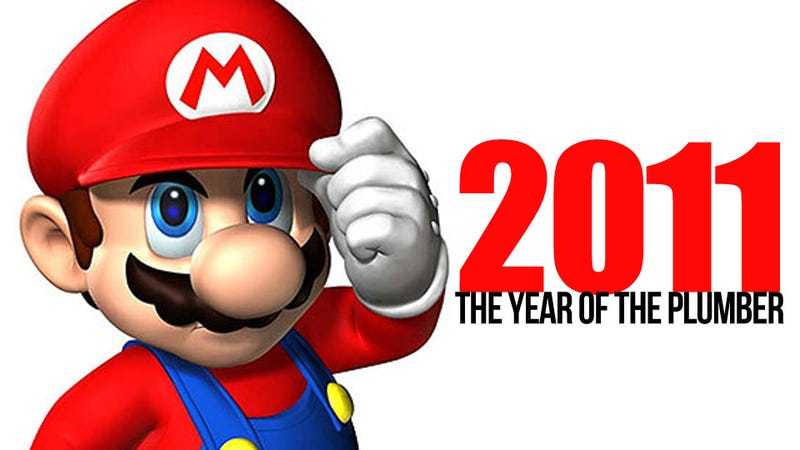 How I Managed to Write about Super Mario Every Day Last Year