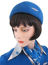 Can You Match The Stewardess Uniform To The Airline?