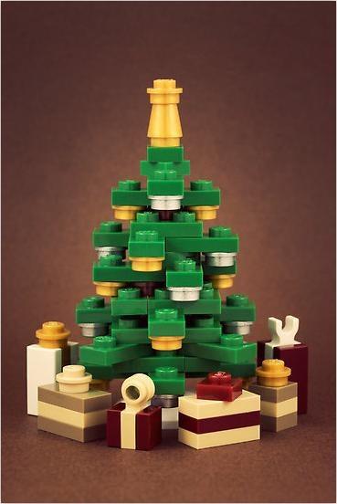 Lego Ornament Gallery