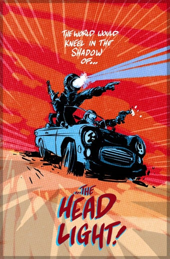 Tale Of A Headlight-Cycloptic Racer: Dawn Of The Gearheads