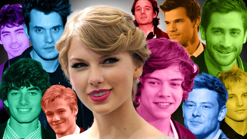Who Has Taylor Swift Dated: A Brief History of All The Men in the Universe