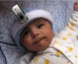 When Daddy's A Mad Scientist, You'll Wear An Electrode Cap And Like It!