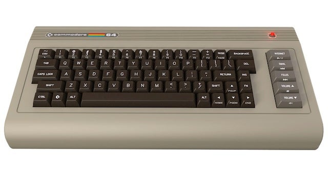 The NEW Commodore 64 Can Finally Be Yours