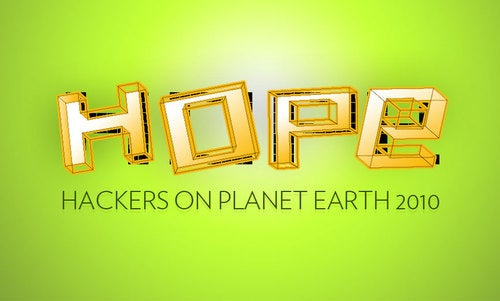 Live@HOPE, Jeff Potter Cooks for Geeks