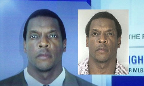 Did ESPN Photoshop Dwight Gooden's Mug Shot On To A Suit?