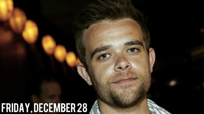 Nick Stahl Appears Just Long Enough To Masturbate In Public