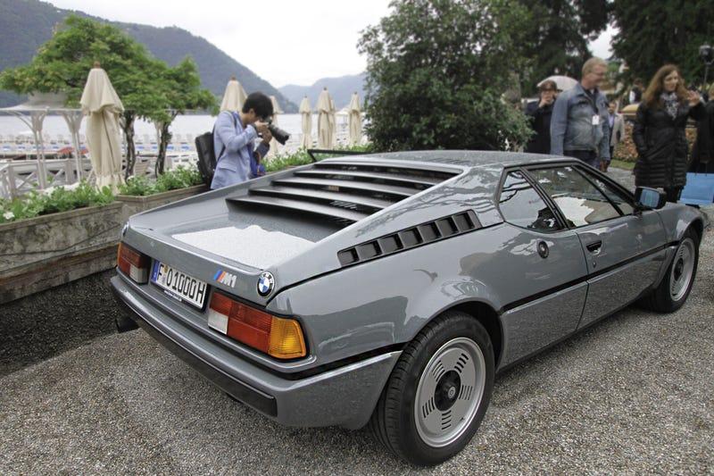 The Seven Most Beautiful Cars I Saw At The Villa d'Este Concorso