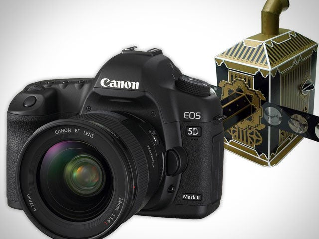 Magic Lantern Boosts Your Canon DSLR's Video Capabilities