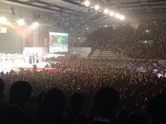Have You Ever Seen a College Entrance Ceremony Like This?