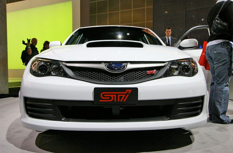 "2010 Subaru Impreza WRX STI Special Edition: Because ""Antidisestablishmentarianism"" Was Taken"