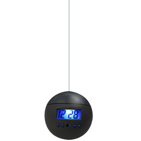 Hanging Alarm Clock: Blissful Sleep is Always Just Out of Reach