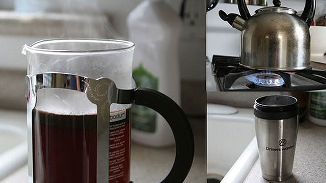 How To Perfect Your French Press Coffee Technique