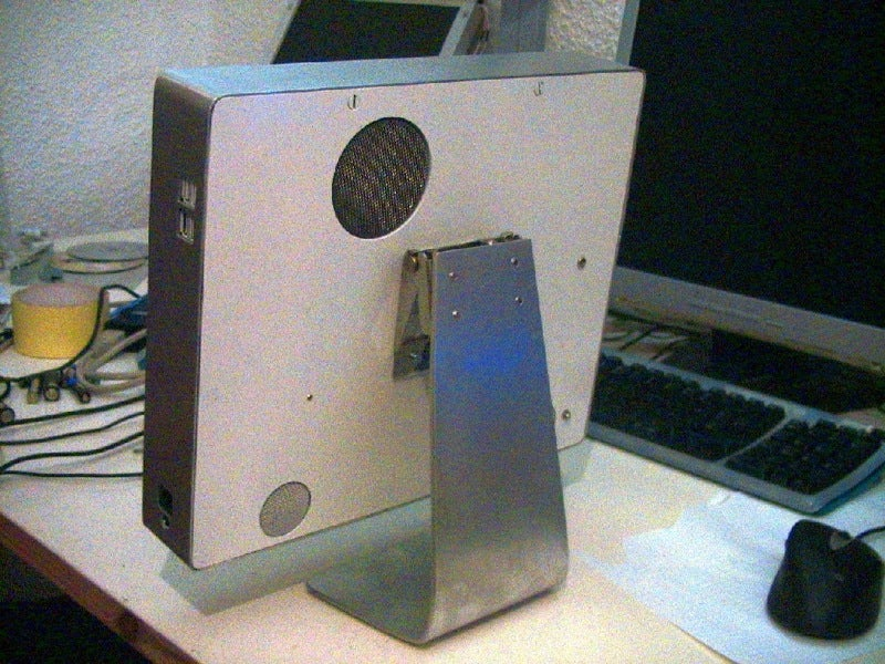 Mini iMac Mod Wants to Be a Real Mac When it Grows Up