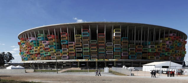 How Vacant World Cup Stadiums Could Be Turned Into Housing