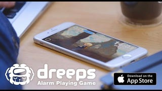 Dreeps Turns Your Boring iPhone Alarm Clock Into an RPG