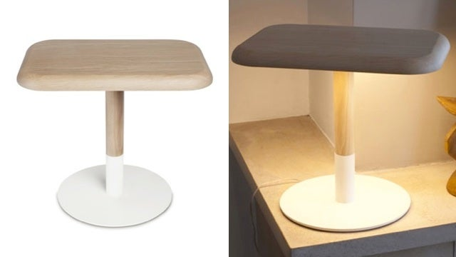 Would You Use This as a Table or a Lamp?