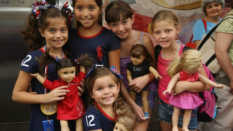 The Glorious, Unmitigated Hysteria of the American Girl Doll Store