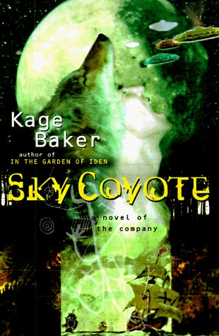 "io9 Book Club Meeting Is In Session: Kage Baker's ""Sky Coyote"""