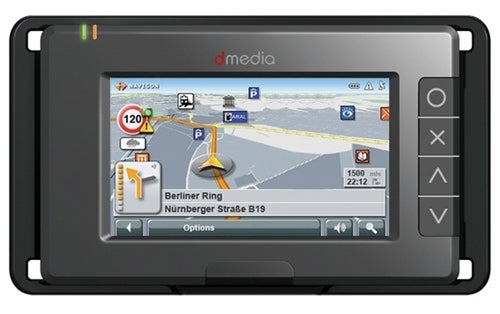 d-Media G4 GPS Navigation