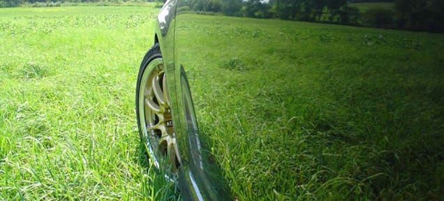 Reflected Landscapes In Cars Are Amazing Tributes To Detailing