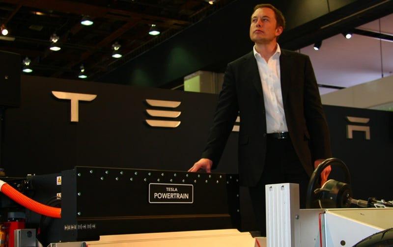 Tesla's Elon Musk Continues War Of Aggression Against Volt, REVs