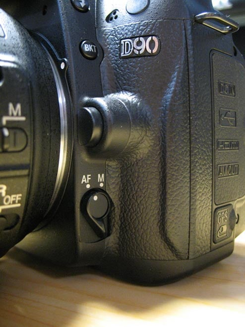 First Nikon D90 Shot Leaked, Maybe