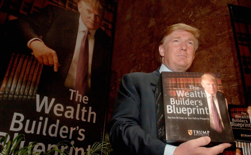Donald Trump Trying to Suppress Video Depositions in Trump University Lawsuit