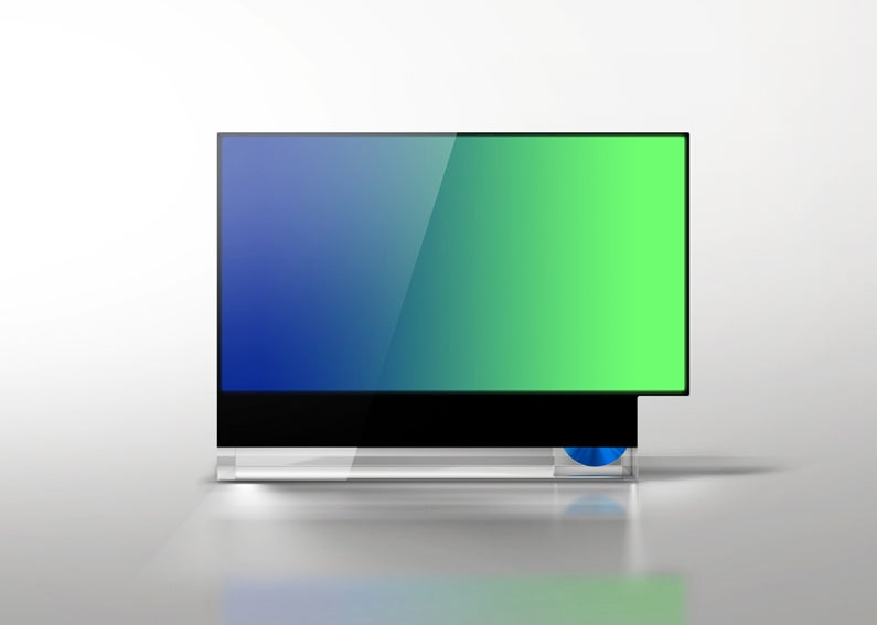 16943 TV is Filled by Both Widescreen and Full Screen Video