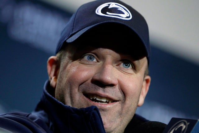 "Bill O'Brien Is Staying Put At Penn State: ""I'm Not A One-And-Done Guy"""